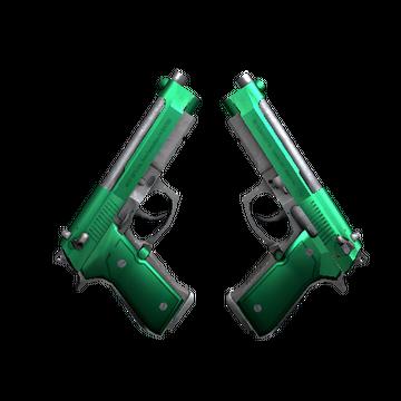 Dual Berettas