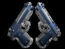 Dual Berettas | Anodized Navy