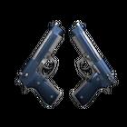 Dual Berettas   Anodized Navy (Factory New)