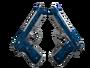 Dual Berettas | Cobalt Quartz