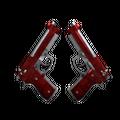 Dual Berettas | Hemoglobin <br>(Factory New)