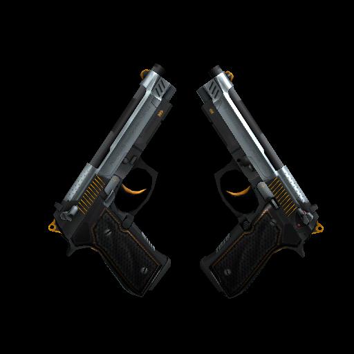 Dual Berettas   Ventilators - gocase.pro