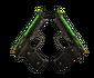 StatTrak™ Dual Berettas | Cobra Strike (Field-Tested)