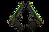 Dual Berettas | Cobra Strike (Factory New)