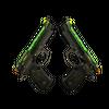Dual Berettas | Cobra Strike <br>(Factory New)