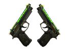 Dual Berettas   Cobra Strike