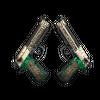 StatTrak™ Dual Berettas | Royal Consorts <br>(Minimal Wear)
