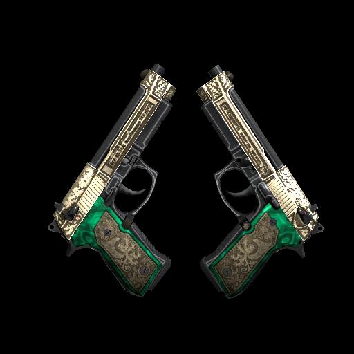 Dual Berettas | Royal Consorts - gocase.pro