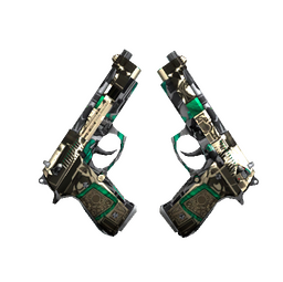 Dual Berettas | Royal Consorts (Factory New)