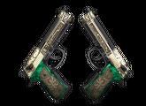 Dual Berettas   Королевская чета, Прямо с завода, 51.73$