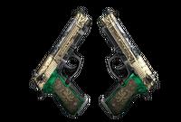 Dual Berettas | Royal Consorts (Field-Tested)