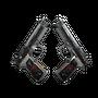 StatTrak™ Dual Berettas   Balance (Factory New)