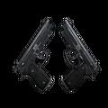 Dual Berettas   Elite 1.6 <br>(Field-Tested)