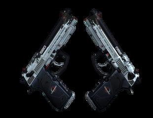 Dual Berettas | Катастрофа
