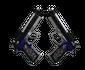 Dual Berettas | Duelist (Battle-Scarred)