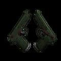Dual Berettas | Briar <br>(Factory New)