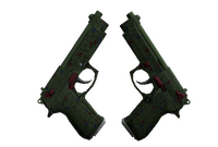 Dual Berettas | Briar (Factory New)