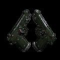 Dual Berettas   Briar <br>(Field-Tested)