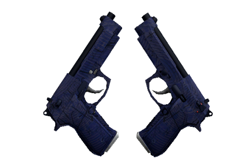 Dual Berettas | Moon in Libra (Factory New) Prices