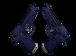 Dual Berettas Луна в знаке Весов