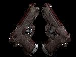 Dual Berettas Погребальный костёр