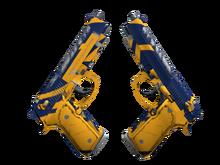 StatTrak™ Dual Berettas