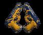 StatTrak™ Dual Berettas | Marina (Field-Tested)