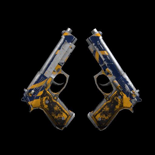 Dual Berettas | Marina - gocase.pro