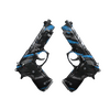 StatTrak™ Dual Berettas | Shred <br>(Well-Worn)