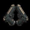 Dual Berettas | Contractor <br>(Minimal Wear)