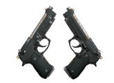Dual Berettas   Наемник, После полевых испытаний, 0.65$