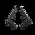 Souvenir Dual Berettas | Contractor <br>(Field-Tested)
