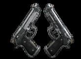 Dual Berettas   Наемник, Закаленное в боях, 0.62$