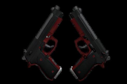 Dual Berettas | Panther (Minimal Wear) Prices