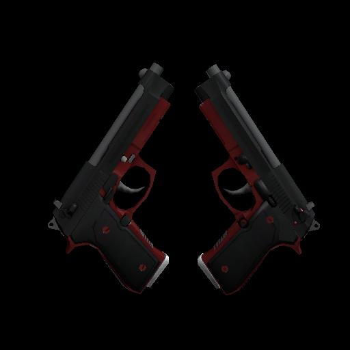 Dual Berettas | Panther - gocase.pro