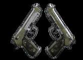 Dual Berettas   Колония, Закаленное в боях, 0.69$