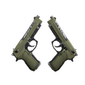 Dual Berettas   Colony <br>(Field-Tested)
