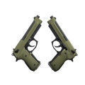 Dual Berettas | Colony <br>(Factory New)