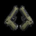 Dual Berettas | Колония