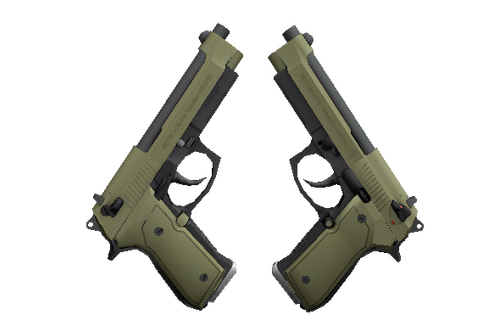 Dual Berettas | Colony (Factory New) Prices