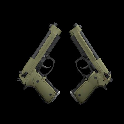 Dual Berettas   Colony - gocase.pro