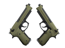 Skin Dual Berettas | Colony