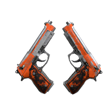 Dual Berettas | Demolition