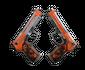 Dual Berettas | Demolition (Battle-Scarred)