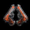 Dual Berettas | Demolition <br>(Battle-Scarred)