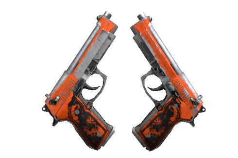 Dual Berettas | Demolition (Battle-Scarred) Prices