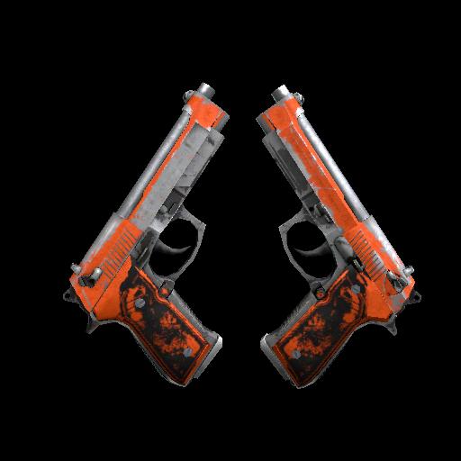 Dual Berettas | Demolition - gocase.pro