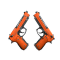 Dual Berettas   Demolition <br>(Field-Tested)