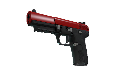 Buy Five-SeveN | Candy Apple (Minimal Wear)