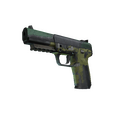 Five-SeveN | Jungle <br>(Battle-Scarred)